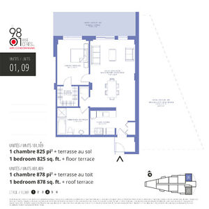 BRAND NEW LUXURIOUS CONDOS - RENT or BUY West Island Greater Montréal image 8