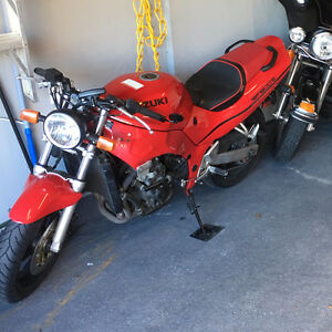 RARE ONE OF A KIND 1994 Suzuki RF600R cafe classic sport bike