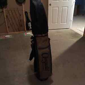 AUGUSTA SPALDING 14 GOLF CLUBS AND BAG FOR SALE
