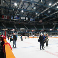 ADULT PUBLIC SKATING @ HARBOUR STATION MONDAY, FEB 20 AT 8:00 PM