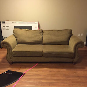 Full sized couch