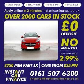 Vauxhall/Opel ADAM 1.2 VVT 16v ( 70ps ) ( Urban Pk ) 2015MY JAM