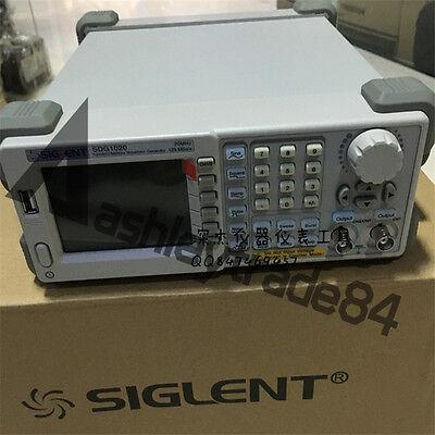 1pc Signal Generator Functionarbitrary Waveform Generator 20mhz Siglent Sdg1020