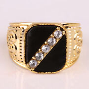 Mens 14k Gold Ring Size 12