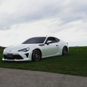 2017 Toyota 86 lease takover