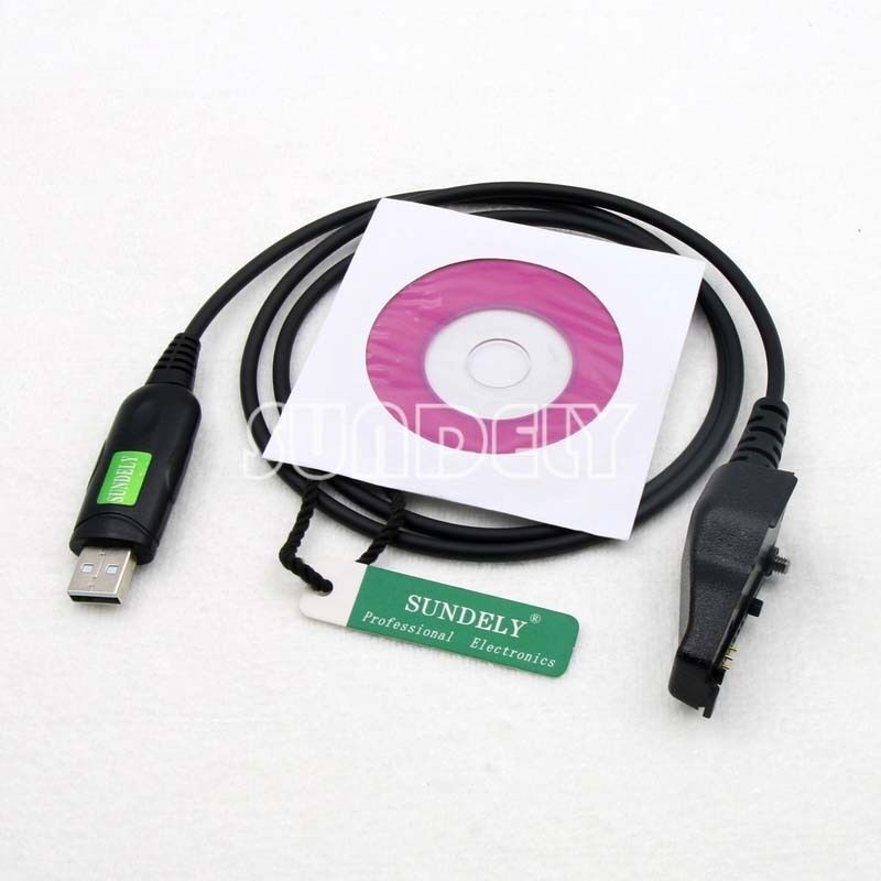 Details about Sealed USB Programming Cable Kenwood Radio  TK-5400+Programming Software KPG-78D