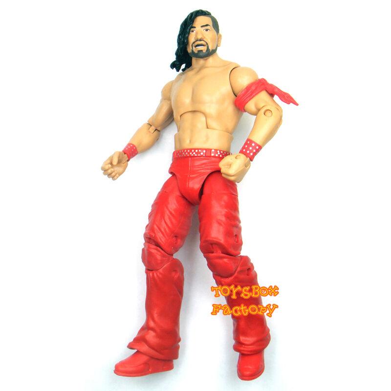 WWE Ryback Elite 24 Entrance Shirt /& Chair Wrestling Action Figure Kid Child Toy
