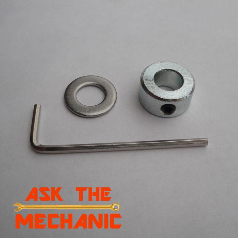 Car Parts - Fits Ford Fiesta MK6 & Ford Fusion Clutch Pedal Repair Clip/Collar High Quality