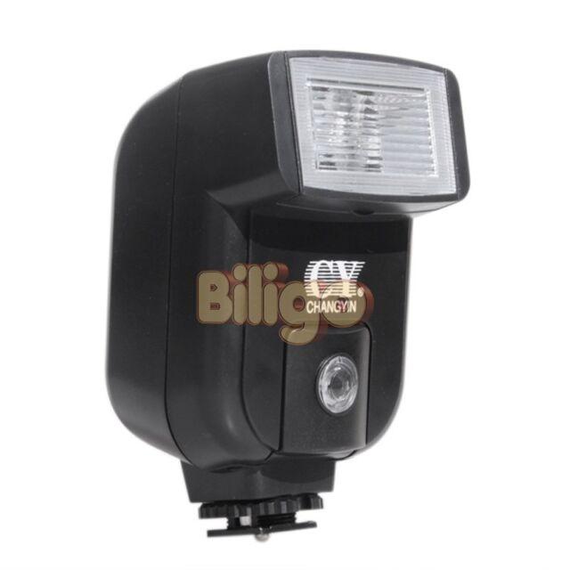 YINYAN CY-20 Hot Shoe Flash Light For Nikon D7200 D5500 D3300 D7100 D5300 D7000