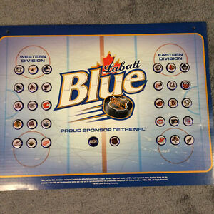 Hockey Beer Cap Collection Blue Light 2002