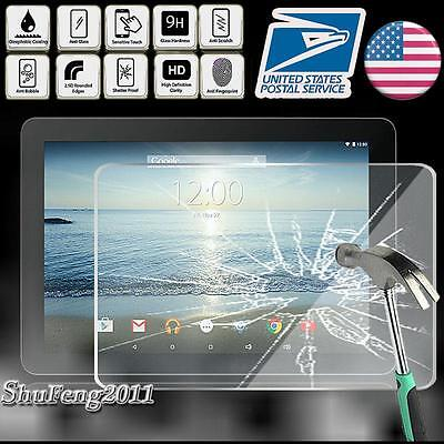 Tablet Tempered Glass Screen Protector Cover For RCA 10 Viking Pro RCT6303W87DK