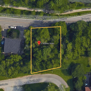 ESCARPMENT BUILDING LOT FOR SALE ST. CATHARINES!