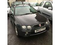 2004 Rover Streetwise 2.0TD (diesel) 101ps SE 5 Door Black