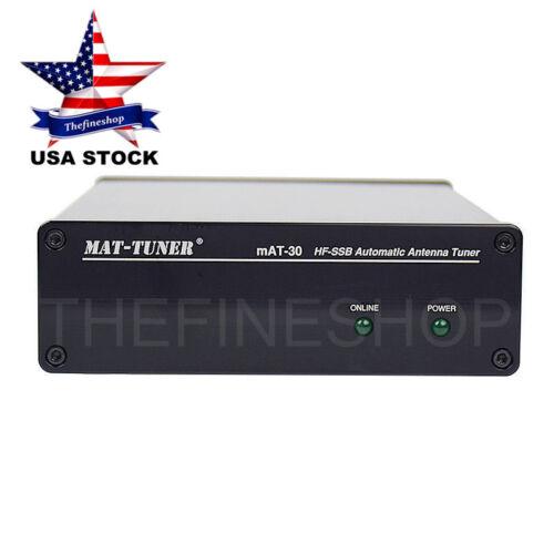 mAT-30 120W HF-SSB Automatic Antenna Tuner Automatic Ham Radio for Yaesu -US