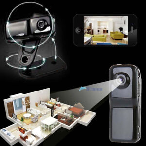 "HD Micro Spy Hidden Cam Voice ""Motion Detection"
