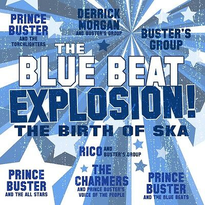 Prince Buster/The Charmers & Others(Vinyl LP)The Blue Beat Explosion-Sunspot-M/M