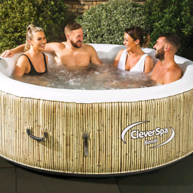 *New* Cleverspa Bondi 6 person inflatable hot tub