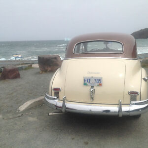 1948 Chevy Fleetmaster for sale