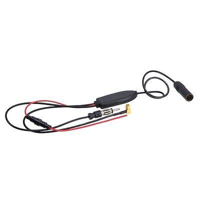 DAB/FM/AM Antennensplitter Weiche aktiv, DIN Kupplung auf SMB und DIN Radio