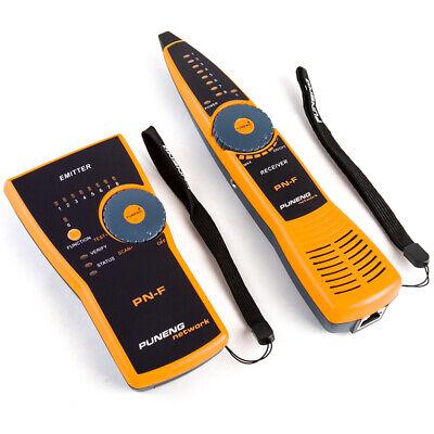 Wire Tracker Toner Probe Network Cable Tester Fluke Style Rj11 Rj45 Pn-f