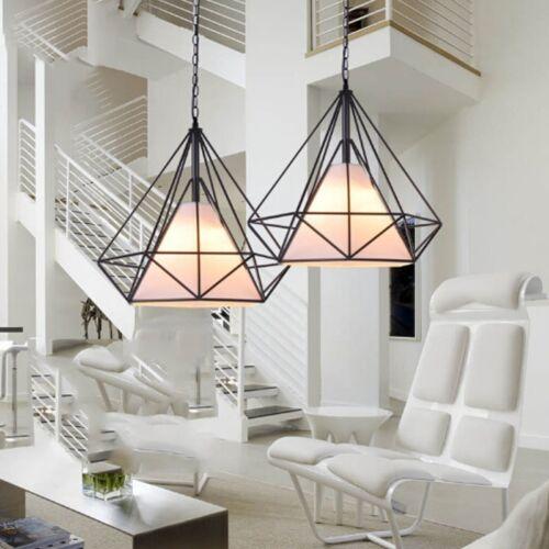 9w led h ngeleuchte deckenleuchte h ngelampe retro pendelleuchte 25cm mit birne ebay. Black Bedroom Furniture Sets. Home Design Ideas