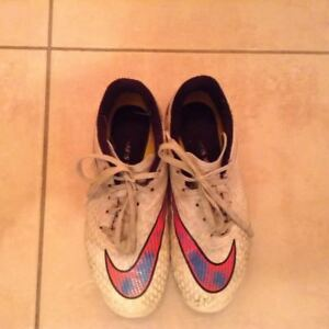 HyperVenom Nike Soccer Shoes