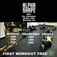 HIIT Fitness class (1st class is free)