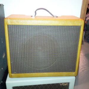 57 Fender deluxe handwired Clone