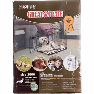BLACK FIRDAY SALE!!! DOG CRATE CAGE KENNEL-25%OFF NEW IN BOX London Ontario image 1
