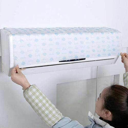 Air Conditioner Filter Papers Anti-dust Net Cleaning Purific
