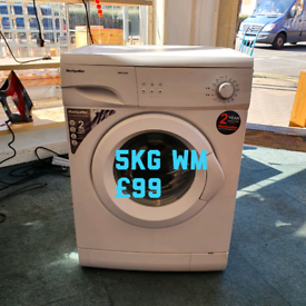 Montpellier 5kg washing machine free delivery