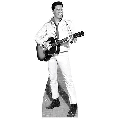 ELVIS PRESLEY Kissin' Cousins CARDBOARD CUTOUT Standee Standup Poster FREE SHIP