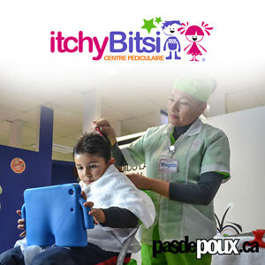 itchyBitsi Lice Montreal - Got lice problems? West Island Greater Montréal image 1