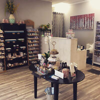 Esthetician/Reception  wanted for WELLNESS center