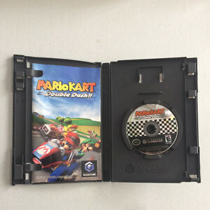 Mario kart double dash for gamecube