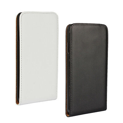 Best Source Of Materials Genuine Leather Cover Open Up Case For Huawei Mate