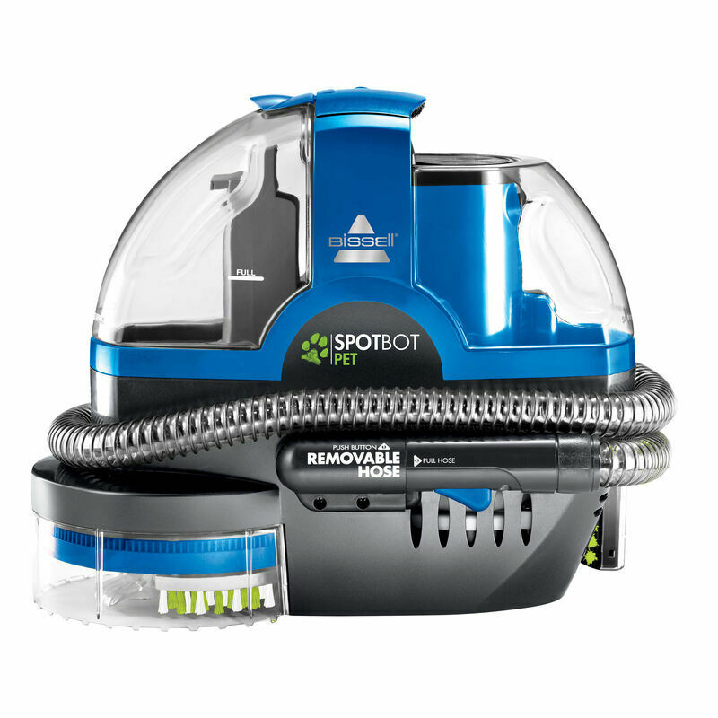 Bissell SpotBot Pet Handsfree Spot and Stain Portable Deep C