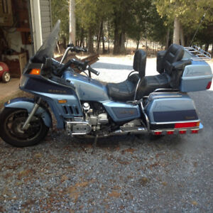 For Sale 1985 Honda GoldWing,
