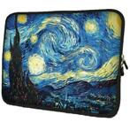 7.9 10 12 13 15 17 inch Van Gogh laptoptas tablet sleeve