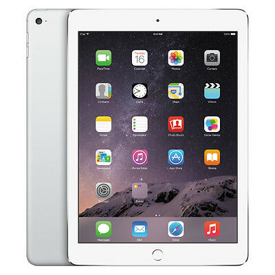 Apple iPad Air 1st Gen. 32GB, Wi-Fi, 9.7in - Silver Very Good Condition