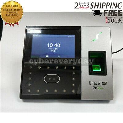 Zk-en-wifi Iface702 Biometric Identification Face Fingerprint Attendance Machine