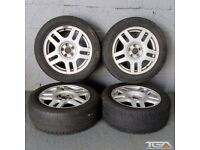 "16"" Genuine VW Golf 4 GTI Alloy Wheels"