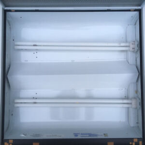 White Fluorescent Ceiling Troffers Light - 2x2
