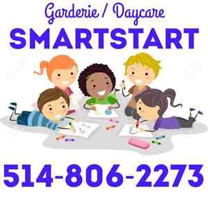 Daycare/Nursery/Childcare/Preschool/Baby/Garderie/Cote des neige
