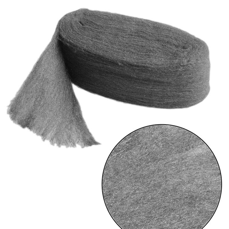 Grade 0000 Steel Wire Wool Wrap for Polishing Grinding Clean