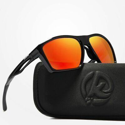 Impact Resistance Sunglasses Polarized Lens Tank Hinges Ultra Light Bending (Impact Resistant Polarized Sunglasses)