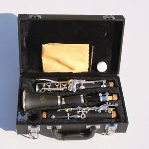 Brand new silver-plated 17 key Clarinet - $179.00