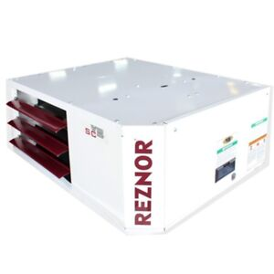 Reznor Garage Heaters with Install Tech! Variety To Choose From!