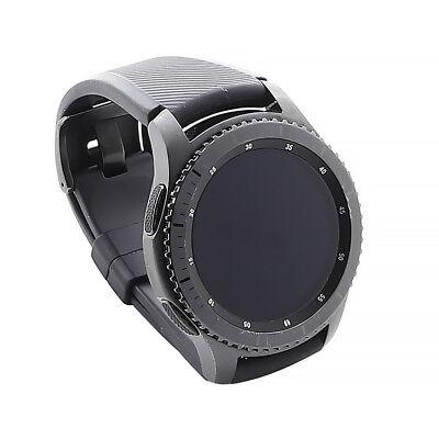 Samsung Galaxy Gear S3 Frontier Dark Grey Stainless Smartwatch SM-R760NDAAXAR