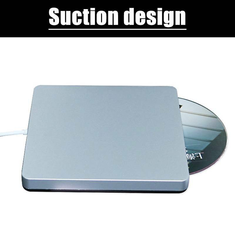 For Pro Air MAC PC USB External Slot-in